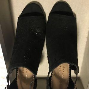 LC Lauren Conrad heels. NEW!